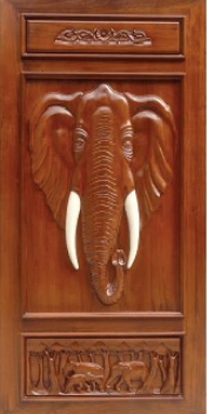 universal plywoods carved wooden doors 5